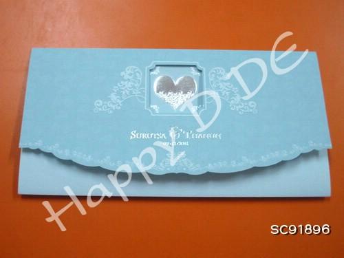 SC91896 การ์ดแต่งงานแนะนำ