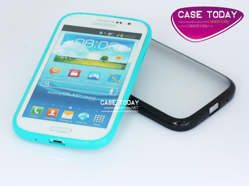 เคส Samsung Grand Hard Case พลาสติกแบบนิ่ม
