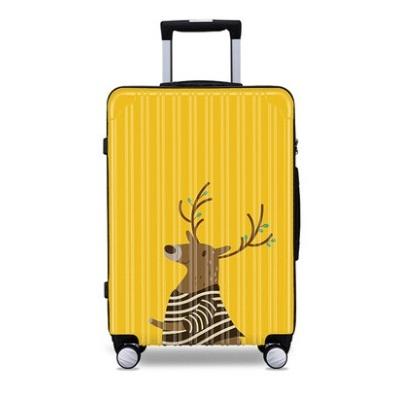 *Pre Order*กระเป๋าเดินทางแบบล้อ/ Trouser Trolley Box Board Box 20-24-28 inch /Deer