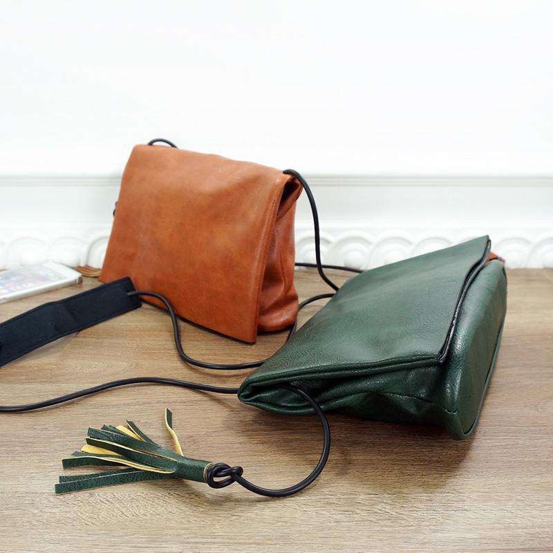 *Pre Order*Korean girl fashion กระเป๋าสะพายใบเล็ก ขนาด 16.5x24 cm.