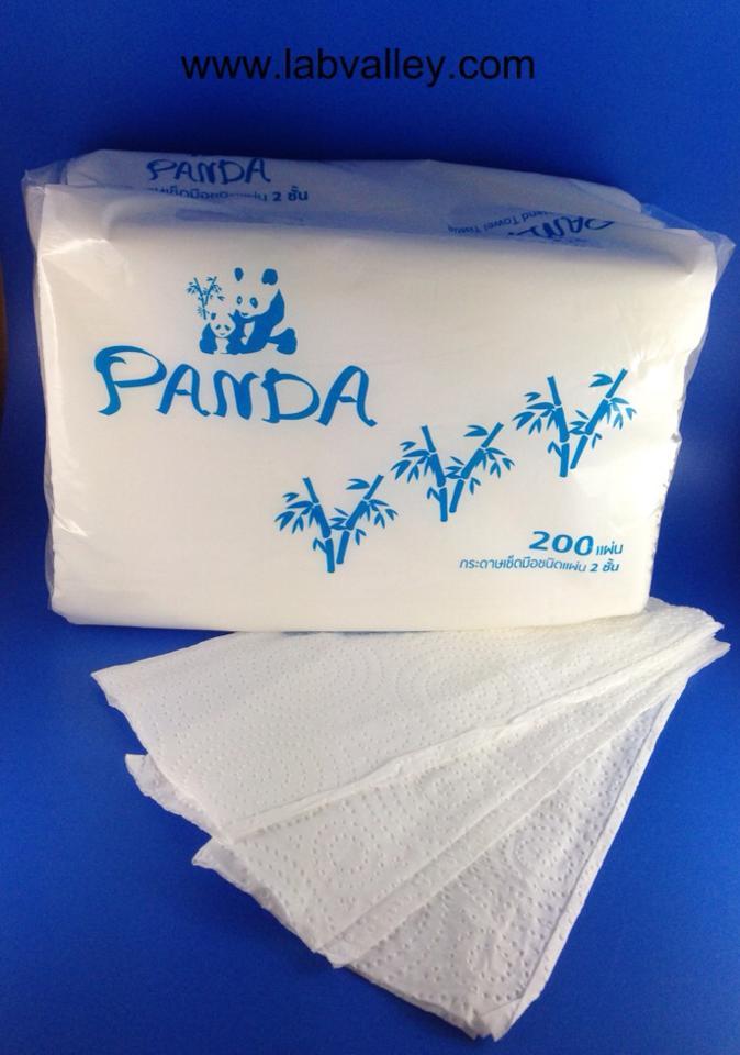 กระดาษเช็ดมือแบบแผ่น hand towel paper
