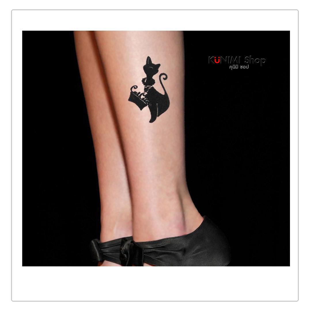 ถุงน่องแบบเต็มตัว ช่วงข้อเท้ามีลายแมวเหมียว สวยเซ็กซี่มากคะ ขนาด : FREE SIZE มี 2 สี : สีเนื้อ สีดำ