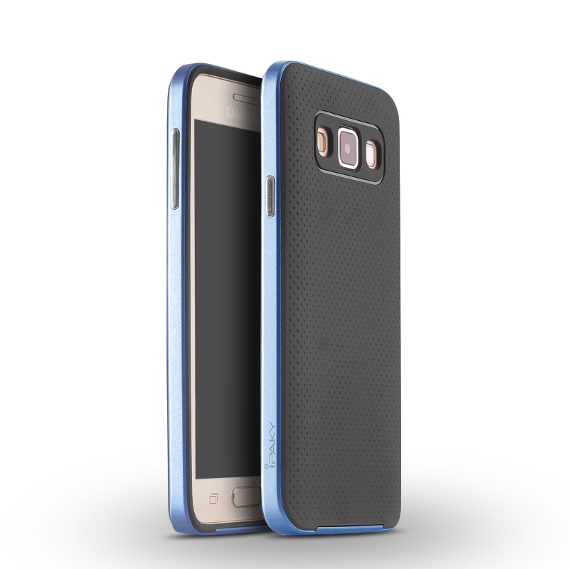 iPAKY Case samsung Galaxy A7(Blue)