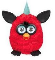 ZFB017 Furby Black Cherry