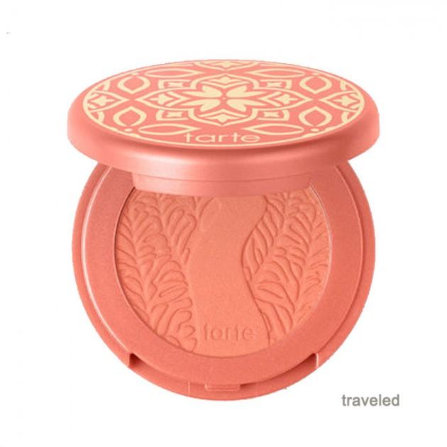 **พร้อมส่งค่ะ** Tarte Amazonian Clay 12-hour blush สี traveled