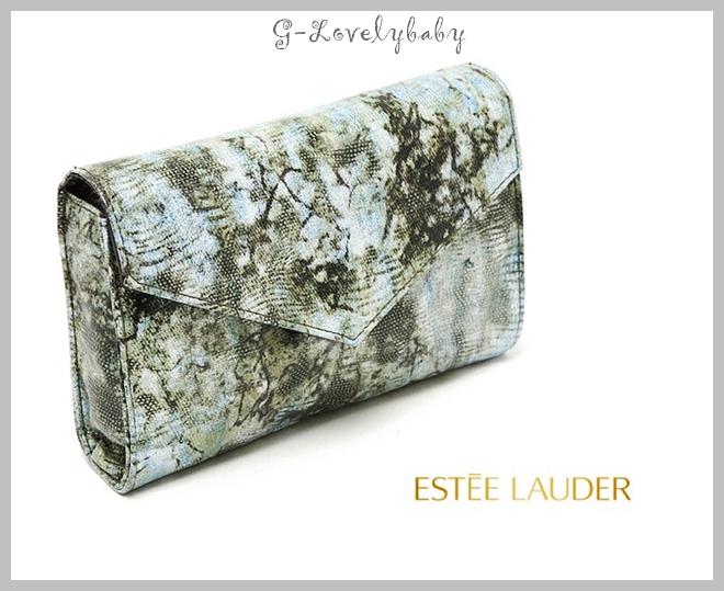 ESTEE LAUDER เอสเต้ ลอเดอร์ กระเป๋าเครื่องสำอางค์ ของแท้