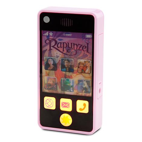 z Rapunzel Cell Phone