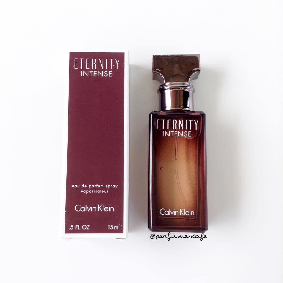 น้ำหอม Calvin Klein Eternity Intense ขนาดพกพา 15ml แบบสเปรย์