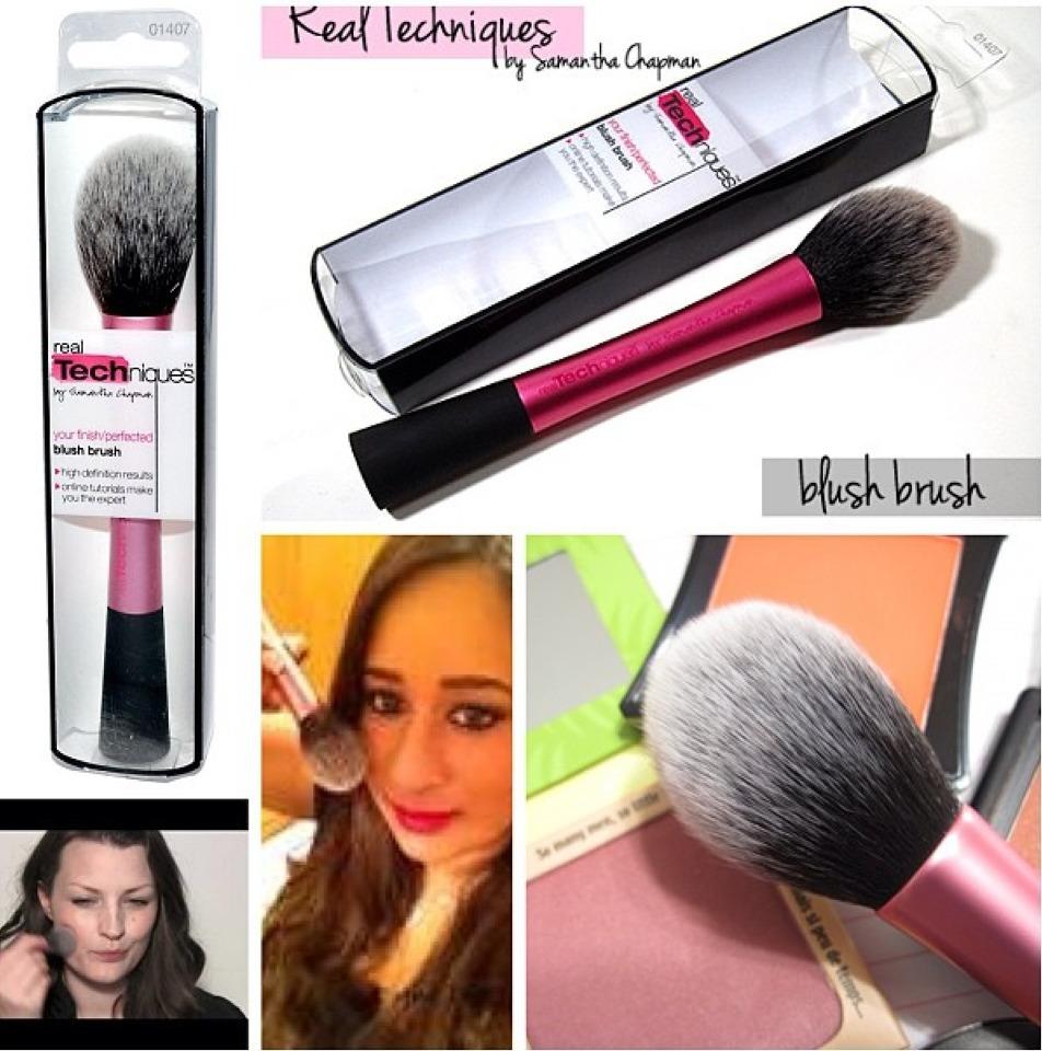 **พร้อมส่ง +ลด 50 %** Real Techniques : blush brush