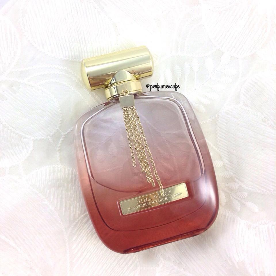 กลิ่นใหม่ L'Extase Caresse de Roses Nina Ricci ขนาด 10ml