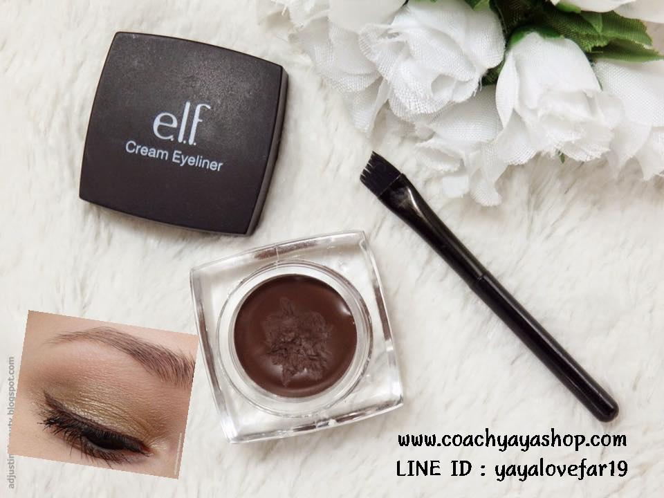 **พร้อมส่งค่ะ+ลด 50%**e.l.f. cream eyeliner coffee 81159