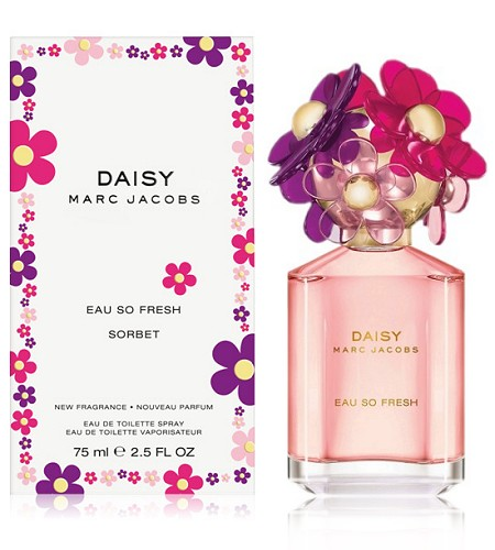 Marc Jacobs Daisy Eau So Fresh Sorbet for women 75 ml.