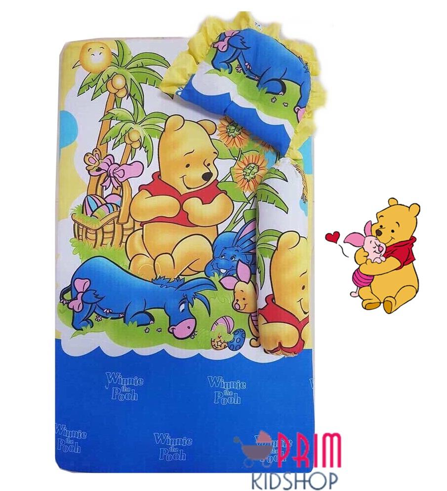 ที่นอนเด็กอ่อนลาย Winnie the pooh