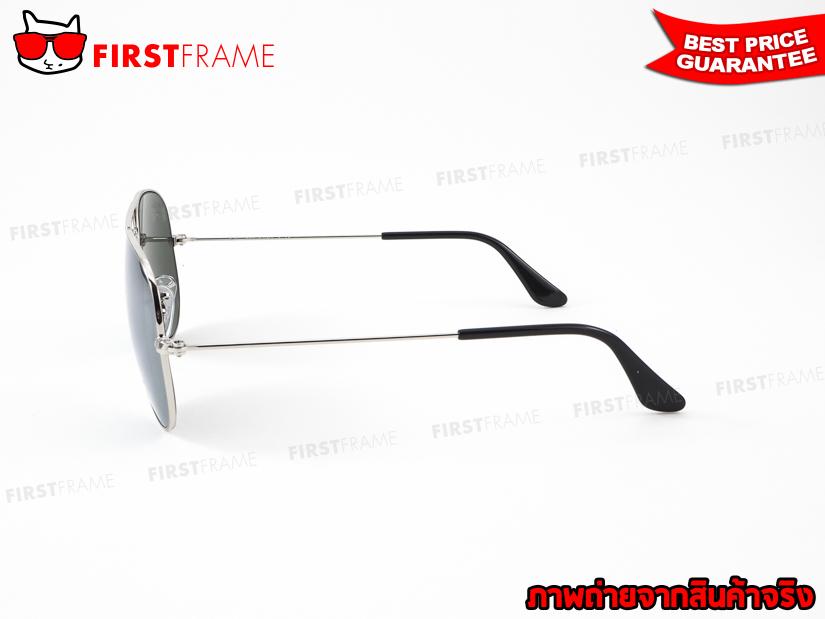 แว่นกันแดด RayBan RB3025 W3275   AVIATOR LARGE METAL3