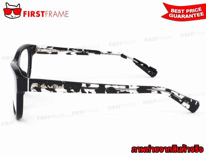 กรอบแว่นสายตา COACH HC6081F 5348 3