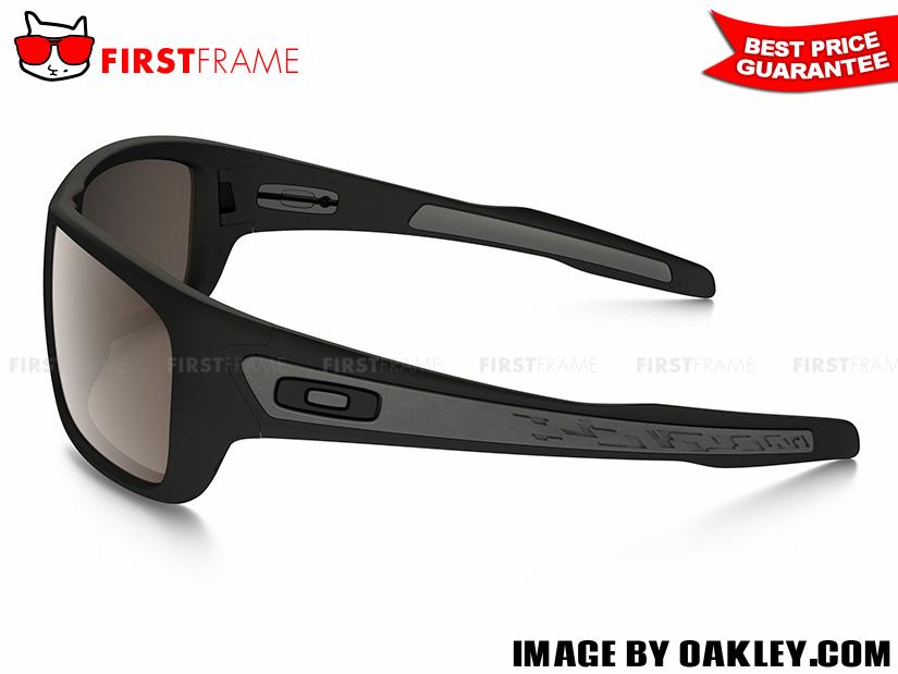 แว่นกันแดด OAKLEY OO9263-01 TURBINE2