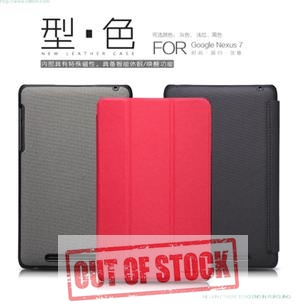 เคส Asus Google Nexus7 2012 Nillkin Stylish Color side flip stand leather case with magnetic Auto sleep/wake