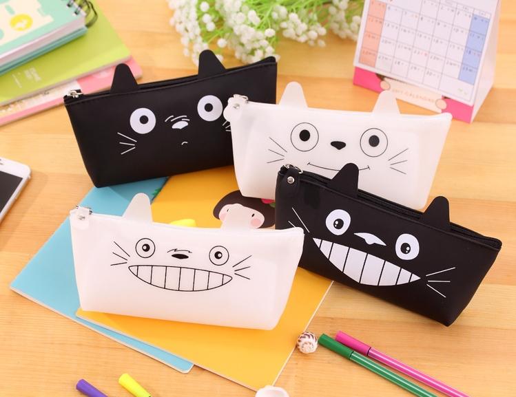 กระเป๋าดินสอน้องเหมียว-Miyazaki Cat