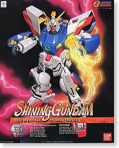 HG-EX 1/60 Shining Gundam