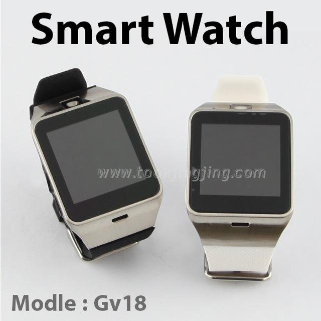 นาฬิกาโทรศัพท์ Smart Watch GV18 Phone Watch ลดเหลือ 1,290 บาท ปกติ 4,350 บาท