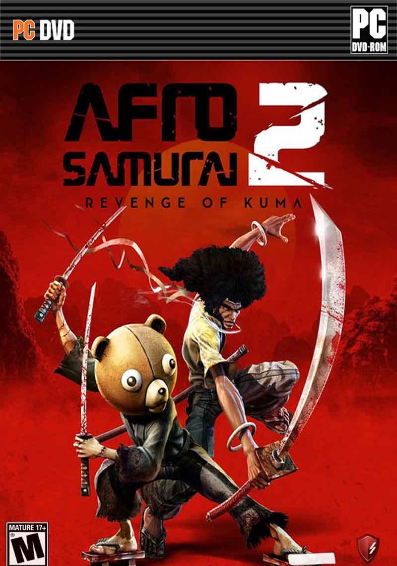 Afro Samurai 2 Revenge of Kuma Volume One ( 1 DVD )