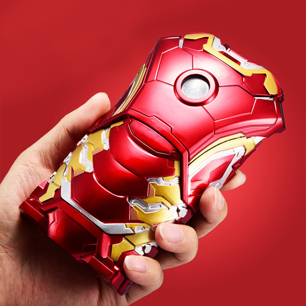 เคสไอโฟน 3D Iron Man MK43 iPhone6/6s/6plus/6splus (ของแท้ลิขสิทธิ์)