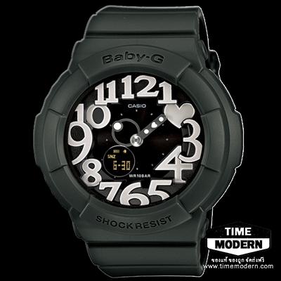 นาฬิกา Casio Baby-G standard Ana-Digi รุ่น BGA-134-3BDR