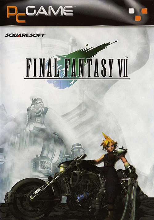Final Fantasy VII ( 1DVD )