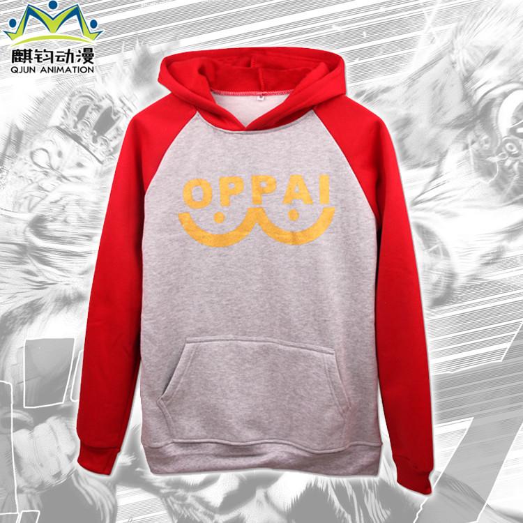 เสื้อฮู้ดกันหนาวไซตามะวันพั้นแมน (รุ่น 6)