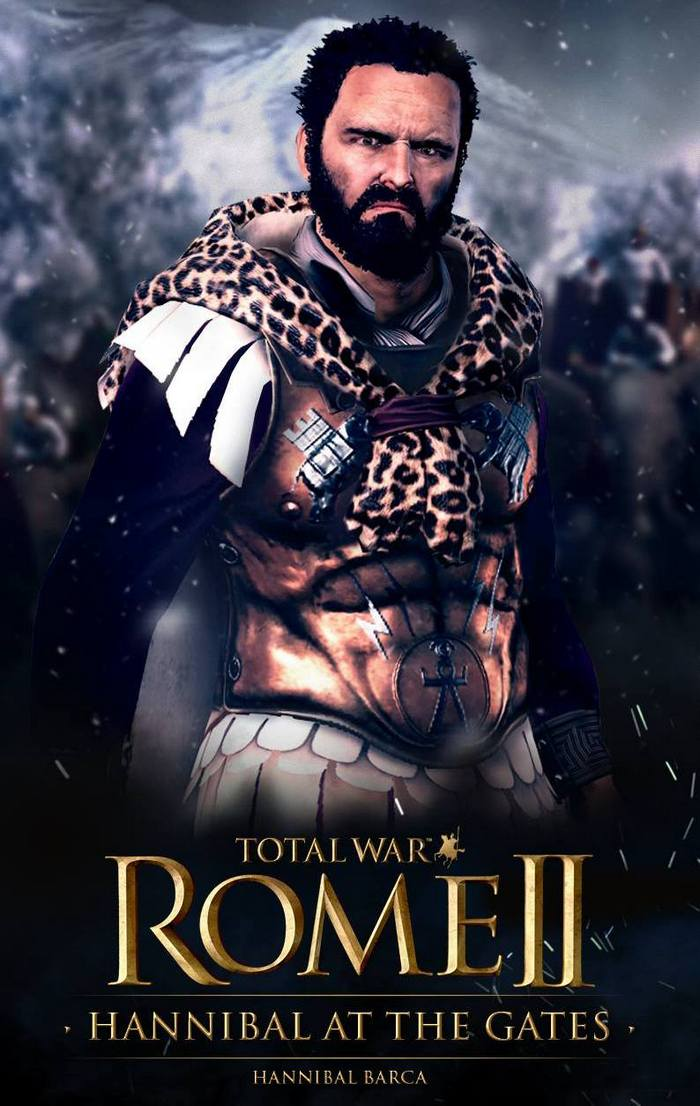 Total War ROME II Hannibal at the Gates ( 3 DVD )