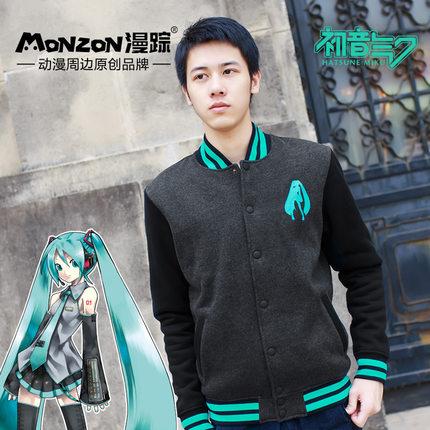 เสื้อแจ็คเก็ตกันหนาว Hatsune Miku