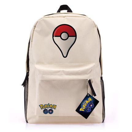 กระเป๋าสะพายหลังโปเกมอน Pokemon Go! 2016