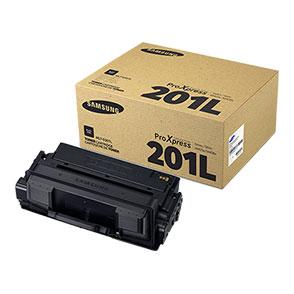 Samsung MLT-D201L ตลับหมึกโทนเนอร์ Original Toner Cartridge (SU876A)