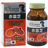 Noguchi Medical Institute Red Ginseng อาหารเสริมเห็ดหลินจือแดงสกัด100%+เบต้า-กลูแคน สุดยอดอาหารเสริมในการบำรุงสุขภาพ เคล็ดลับอายุวัฒนะของญี่ปุ่น