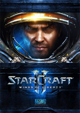 StarCraft II Wings of Liberty ( 2 DVD )