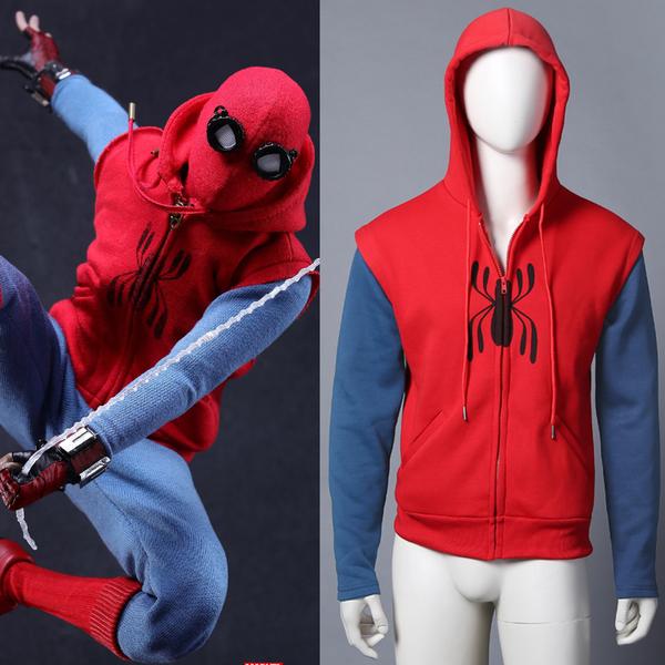 Marvel Spider-Man Homemade Suit Version (มีให้เลือก 2 แบบ)