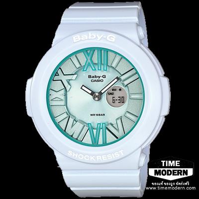 นาฬิกา Casio Baby-G Standard Ana-Digi รุ่น BGA-161-2BDR