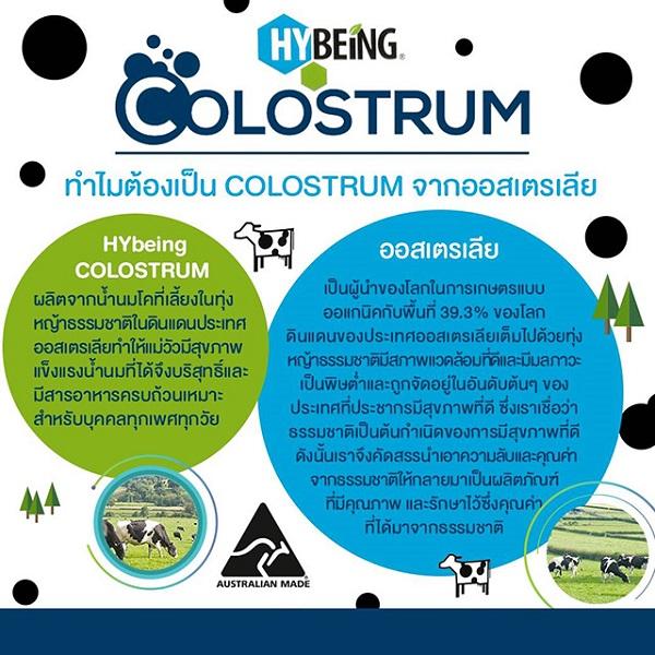 hybeing colostrum australia