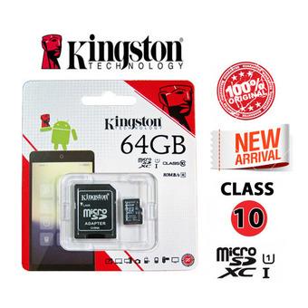 Kingston MicroSD Cards Class 10