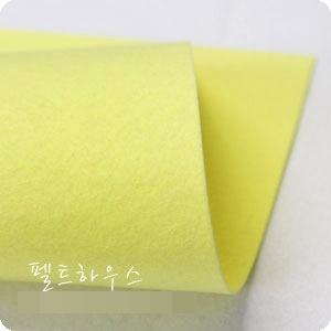 ผ้าสักหลาดเกาหลีสีพื้น hard poly colors 818 (Pre-order) ขนาด 90x110 cm/หลา